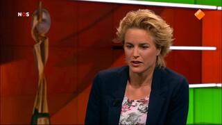 WK Voetbal vrouwen voorbeschouwing en 1ste helft Nederland - Canada