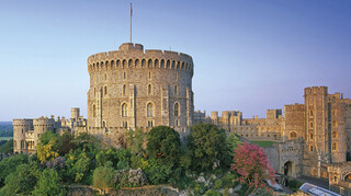 The Queens Palaces - Windsor Castle