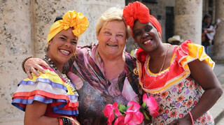 Erica op Reis Cuba