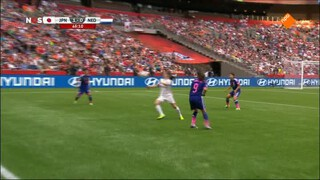 NOS Studio Sport WK Voetbal vrouwen 2de helft Japan - Nederland