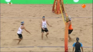 Nos Studio Sport - Wk Beachvolleybal