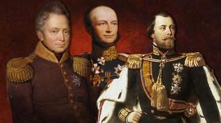 Drie Koningen Van Oranje - Koning Willem I