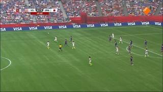 Nos Studio Sport Wk Voetbal Vrouwen - Verenigde Staten - Japan