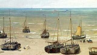 Close Up - Panorama Mesdag Geschiedenis En Restauratie Van Een Schilderij Zonder Grenzen