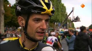 Nos Studio Sport - Wielrennen Tour De France: Sèvres - Parijs