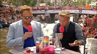 Amsterdam Gay Pride 2015 - Canal Parade