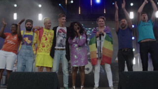 Heroes of Love Say Goodbye To Amsterdam