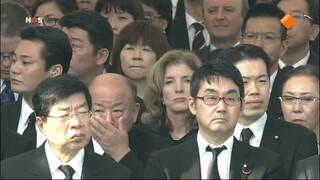 NOS 70 jaar bevrijding: Herdenking Hiroshima