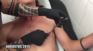 Piercing knallen - 4JIM Vlog #25
