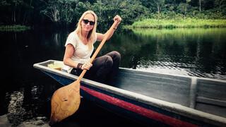 Floortje Naar Het Einde Van De Wereld Ecuador