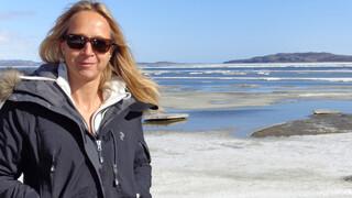 Floortje Naar Het Einde Van De Wereld Noorwegen