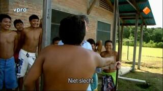 Brazil With Michael Palin - Naar Het Hart Van Amazonië