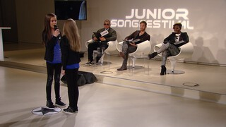 Junior Songfestival - Report 1 - Auditie 1
