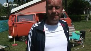 Bij Ron op de Camping! - backstage