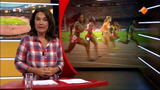 NOS Studio Sport WK Atletiek