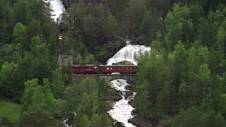 Rail Away - Noorwegen: Dovre En Raumabana: Trondheim-rauma