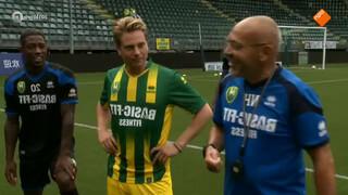 Trainen met ADO Den Haag
