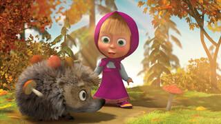 Masha's sprookjes Eng verhaal over spookverhalen