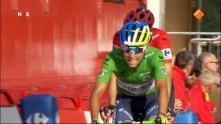 NOS Studio Sport Wielrennen Vuelta Virotia - Alto Campoo/Fuente del Chivo