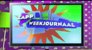 Zapp Weekjournaal Met Nos Jeugdjournaal - 2015