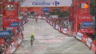 NOS Studio Sport Wielrennen Vuelta Burgos - Burgos