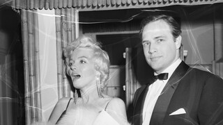 Close Up Marlon Brando an actor named desire
