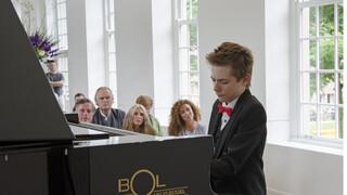 Pianotalent Rangel