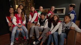 Junior Songfestival Report 11 - Finalisten 2e halve finale