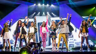 Junior Songfestival - 1e Halve Finale Live
