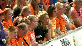 NOS Studio Sport EK Volleybal vrouwen
