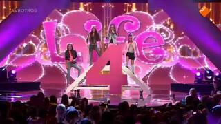 Optreden 4LIFE - 2e halve finale