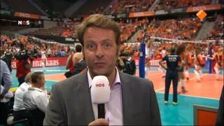 Nos Studio Sport - Ek Volleybal Vrouwen