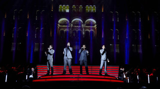 MAX Muziekspecials Il Divo a Musical Affair - Live in Japan