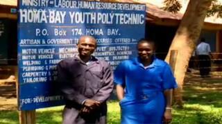 Onderwijs voor iedereen - Kenia