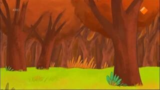 Kikker - Kikker Speelt Verstoppertje