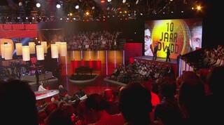 10 jaar DWDD: Pieter Derks en Peter Pannekoek