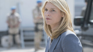 Homeland - A Flash Of Light