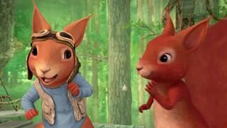 Pieter Konijn Het verhaal van de krijsende eekhoorns