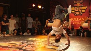 Breakdancer Justen