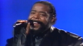 Max Muziekspecials - The Legendary Barry White In Concert
