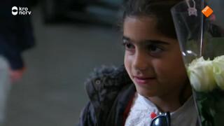 Syrische familie herenigd
