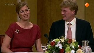 Wim Kok en Jorge Zorreguieta