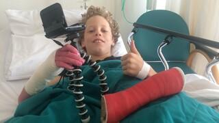 Kids met camera's - Het ziekenhuis door kinderogen