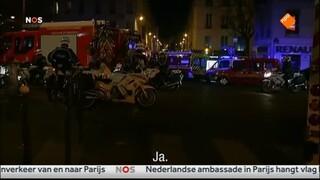 Nos Journaal 2000 - Nos Journaal Aanslagen In Parijs