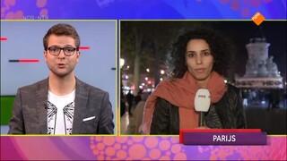 Zapp Weekjournaal met NOS Jeugdjournaal 15 november 2015 - Aanslagen in Parijs