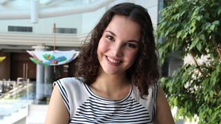 Junior Songfestival Kijkersvragen voor Shalisa