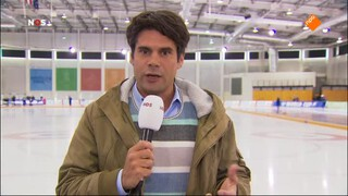 Nos Studio Sport - Schaatsen World Cup Salt Lake City
