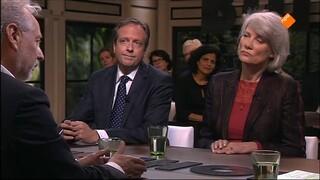 Buitenhof - Alexander Pechtold, Stefan Hertmans, Andrée Van Es, Feike Sijbesma