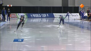 NOS Studio Sport Schaatsen World Cup Salt Lake City
