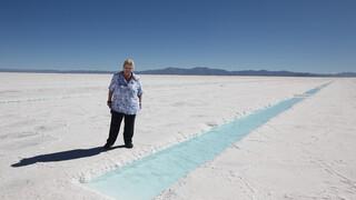 Erica Op Reis - Patagonië